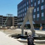 Nude statue stirring up controversy in Cali